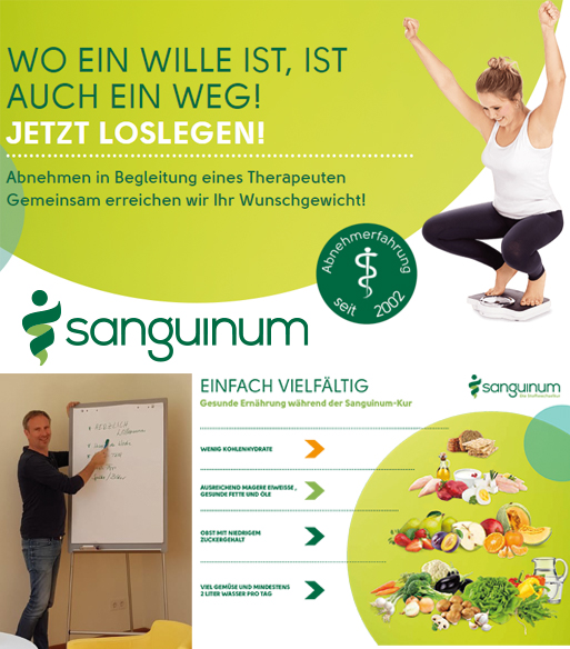 Körperbalance Thomas Kirfel Bad Honnef - Ernährungsberatung